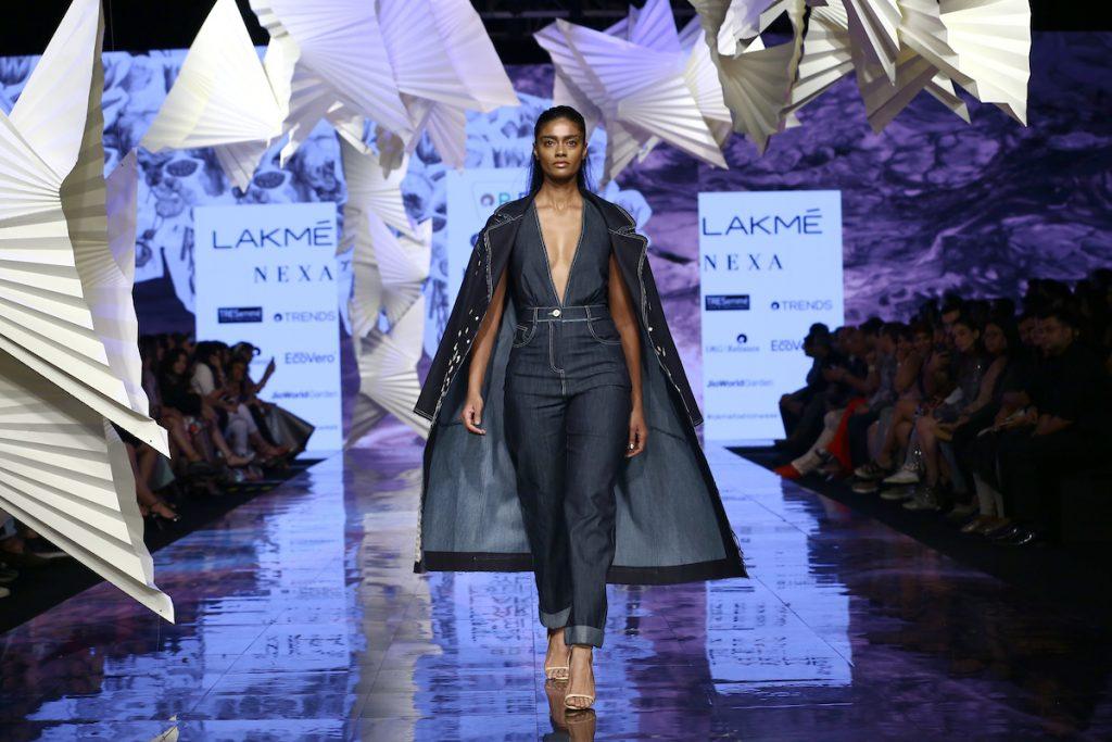 Pankaj And Nidhi Bolstered Green Fashion Movement At Lakme Fashion Week Sumer Resort 2020
