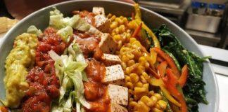 Vegan Buritto Bowl