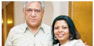 late Om Puri and Nandita Puri, Avinash Dwivedi, Ram Kamal Mukherjee