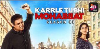 Karle Tu Bhe Mohabbat