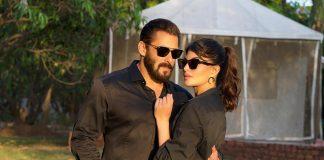 Salman Khan and Jacline fernandez