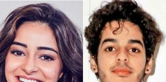 Ishaan Khatter and Ananya pandey