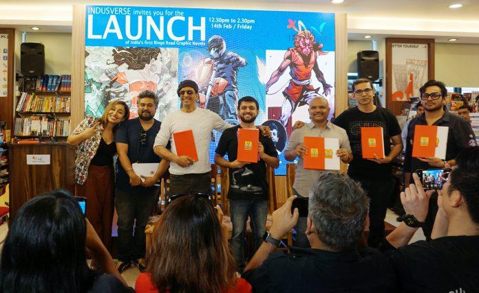 Arunabh-Launches-Indusverse