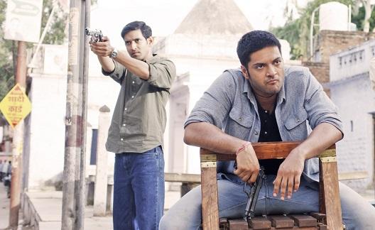 Vikrant Massey and Ali Fazal - Amazon Prime Original Series Mirzapur