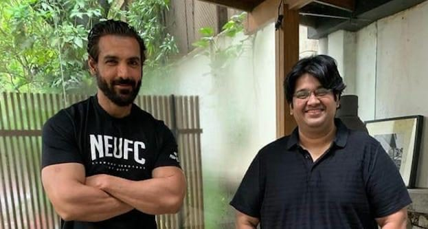John Abraham and Director Milap Zaveri