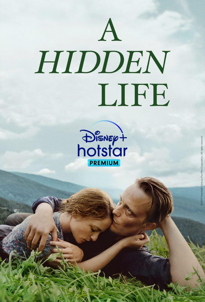 A Hidden life_Disney+ Hotstar Premium
