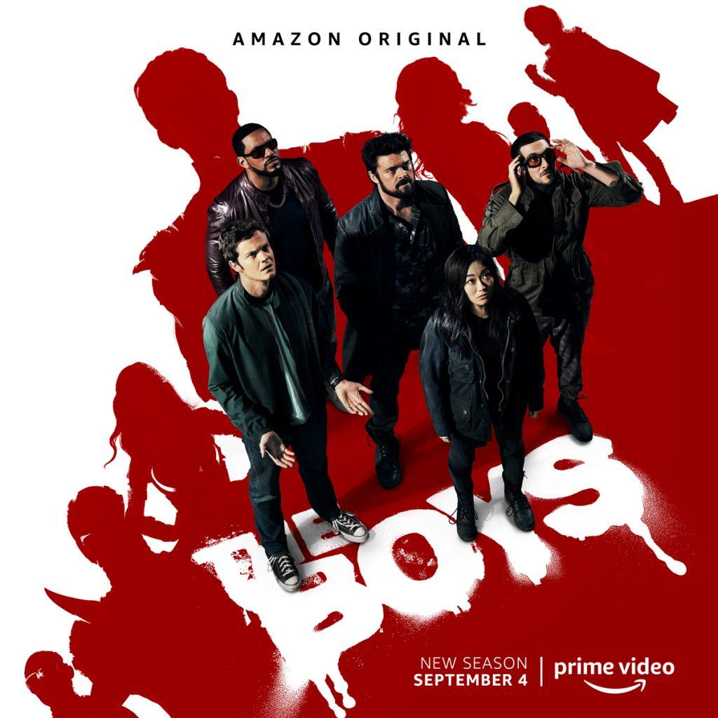The Boys Season 2_Poster