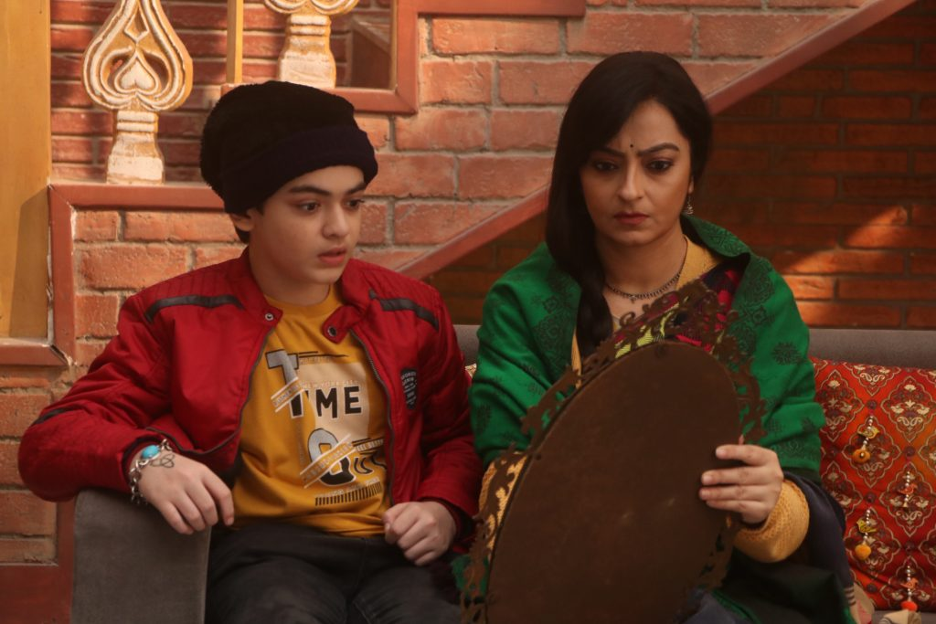 Vansh Sayani as Vivaan on Sony SAB's Baalveer Returns (1)