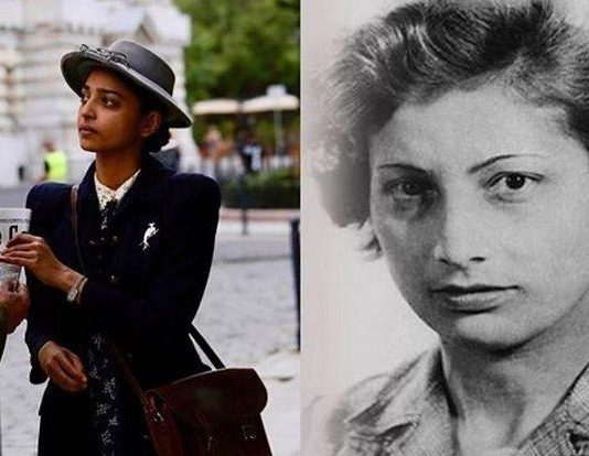 Radhika Apte as real-life British spy Noor Inayat Khan in 'A Call To Spy'