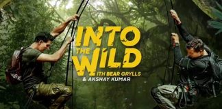 Akshay Kumar Into The Wild