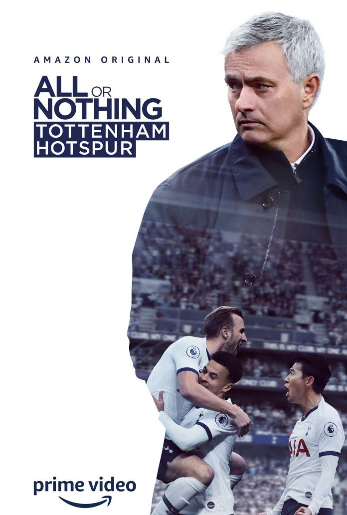 All or Nothing- Tottenham Hotspur (1)
