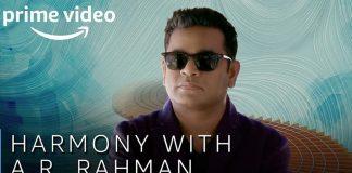 Harmony with AR Rahman