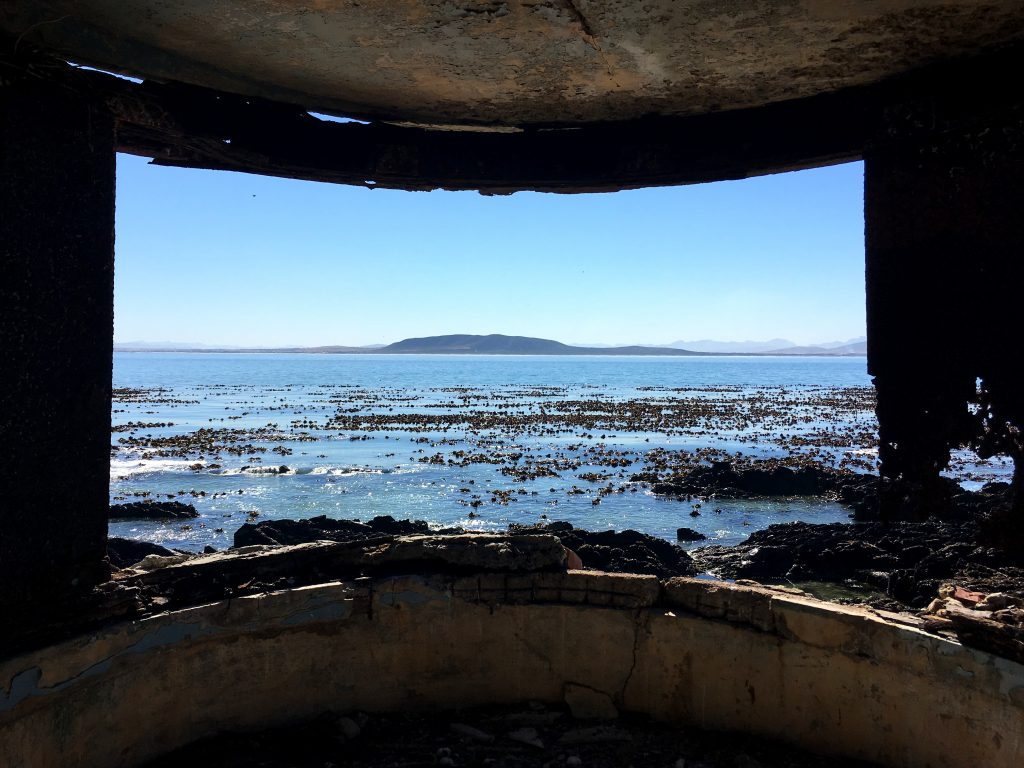 Old Robben Island lookout
