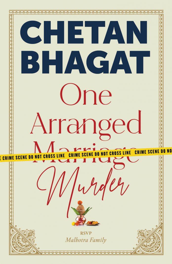 One Arranged Murder_Cover