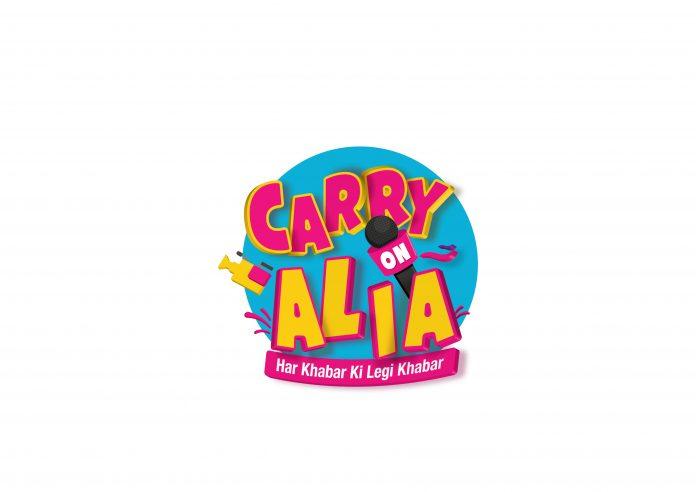 Sony SAB's Carry On Alia
