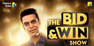 The Bid and Win Show - Flipkart Video