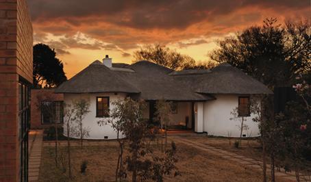 The Satyagraha House Gandhi house Johannesburg LR