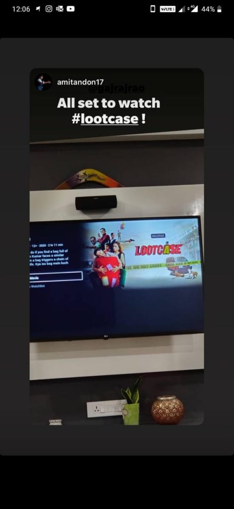 Fox Star Studios 'Lootcase'