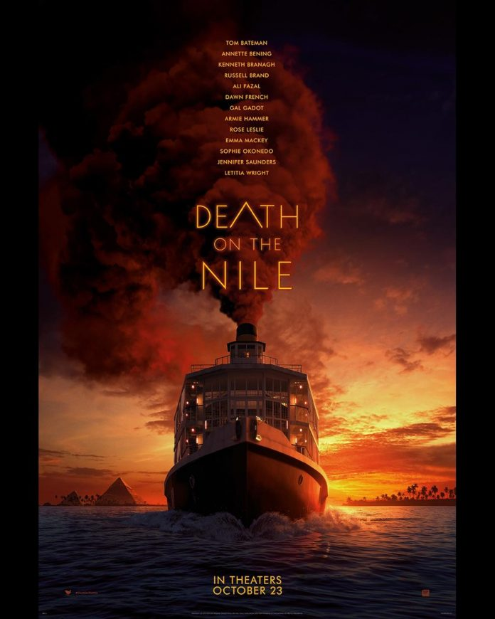 Death On The Nile-Trailer