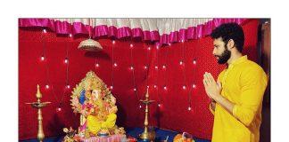 Siddhant Chaturvedi Ganesh Chaturthi 2020