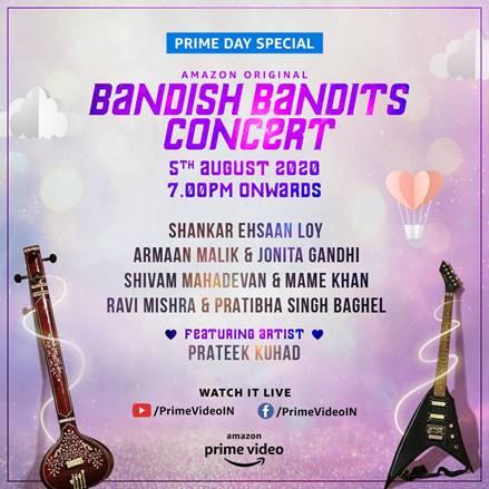 Bandish Bandits-Amazon Prime Video