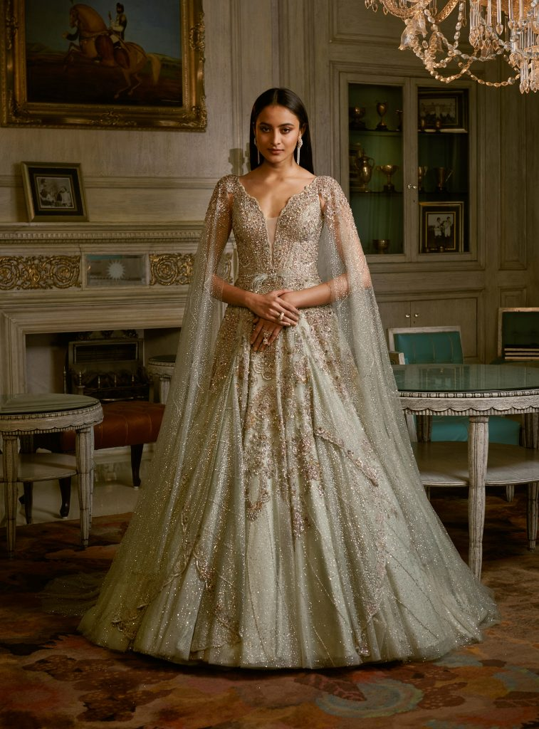 Dolly J India Couture Week 2020