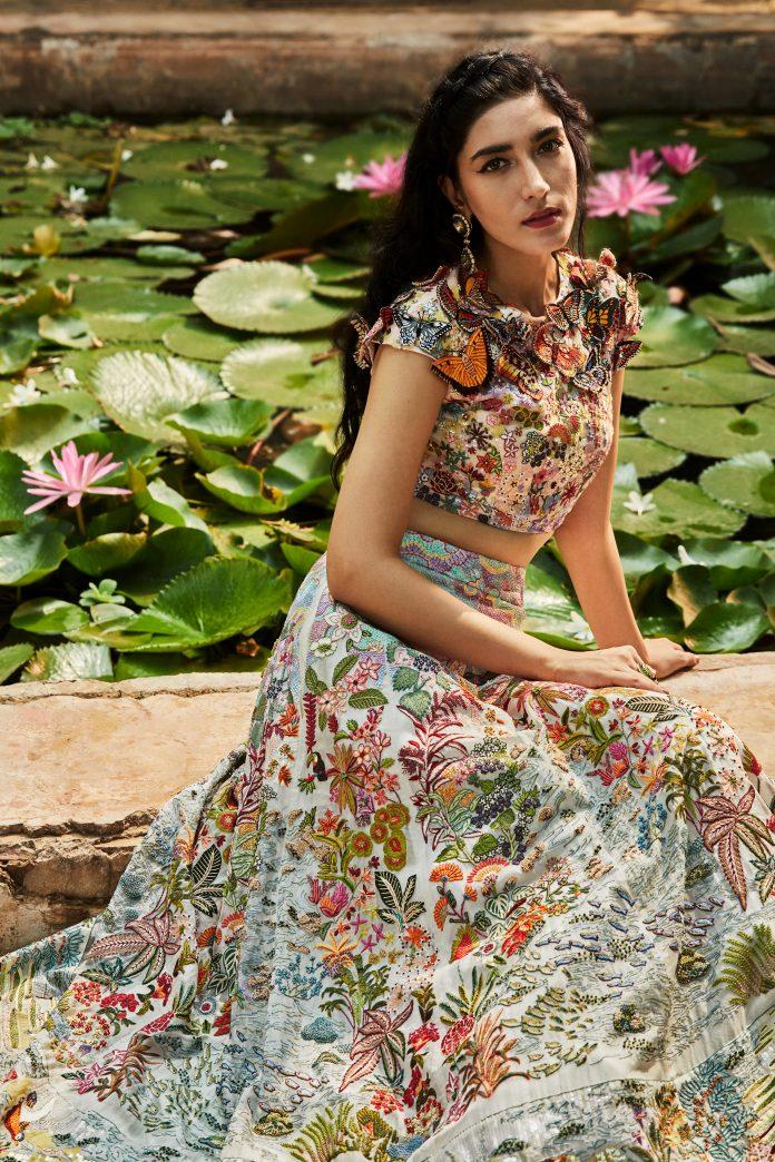 Rahul Mishra India Couture Week