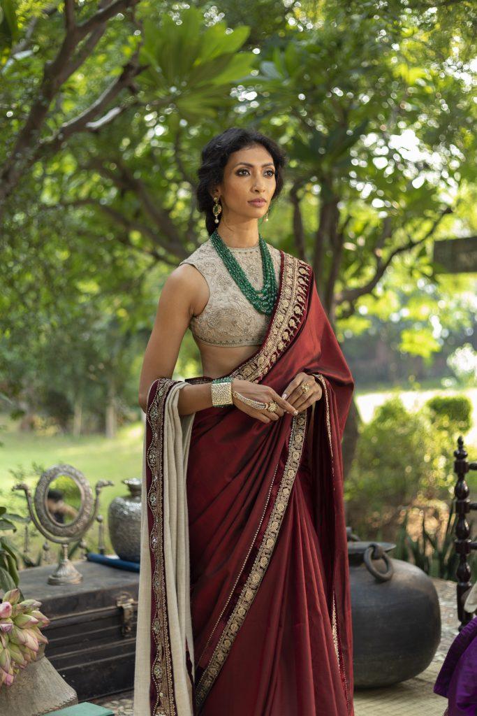 India Couture Week Anju Modi