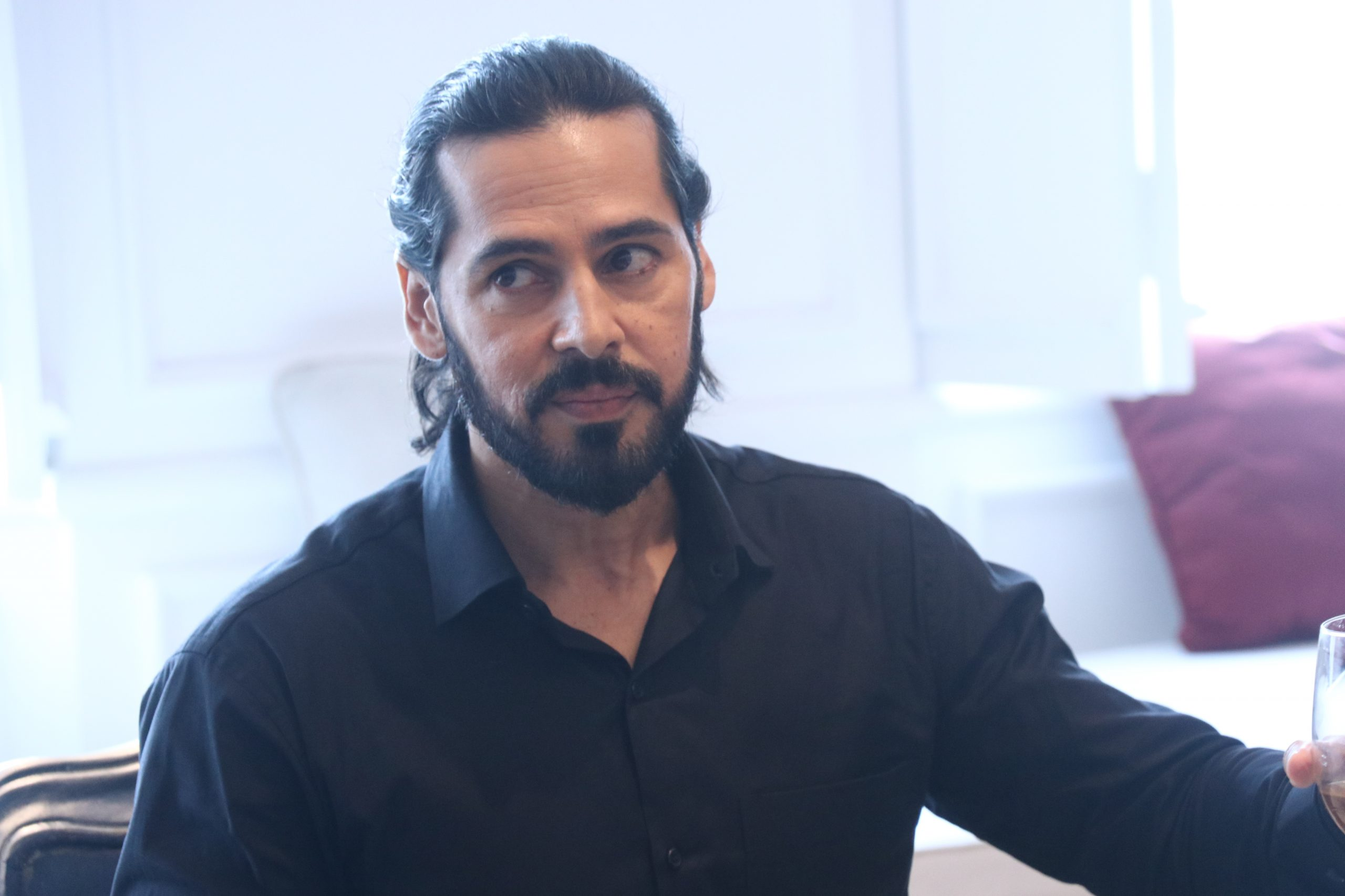 Dino Morea in Hotstar Specials presents Hostages Season 2