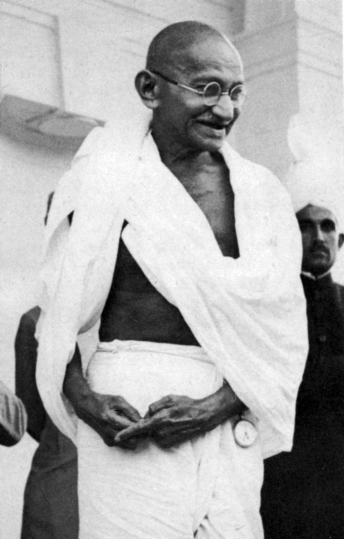 Mohandas-K-Gandhi-leader-Mahatma-Indian