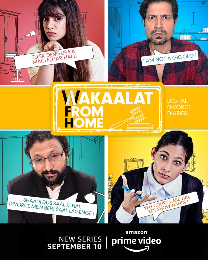 Amazon Prime Video Wakaalat From Home