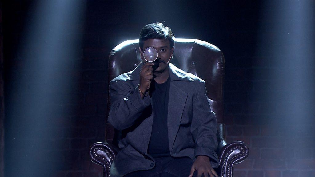 Comedian Rajmohan