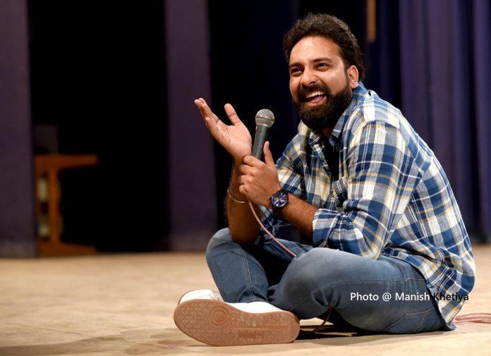 Anubhav Singh Bassi,