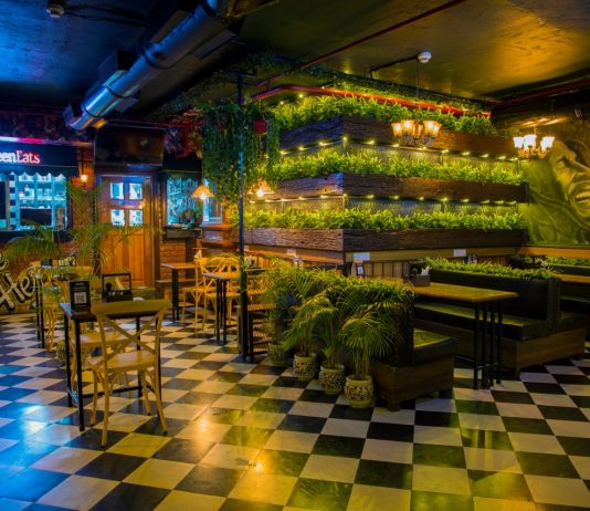 Canteen Pub and Grub - Interior 3