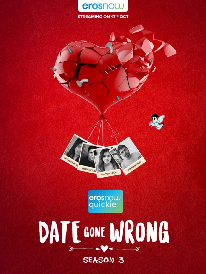 Date Gone Wrong 3 Poster
