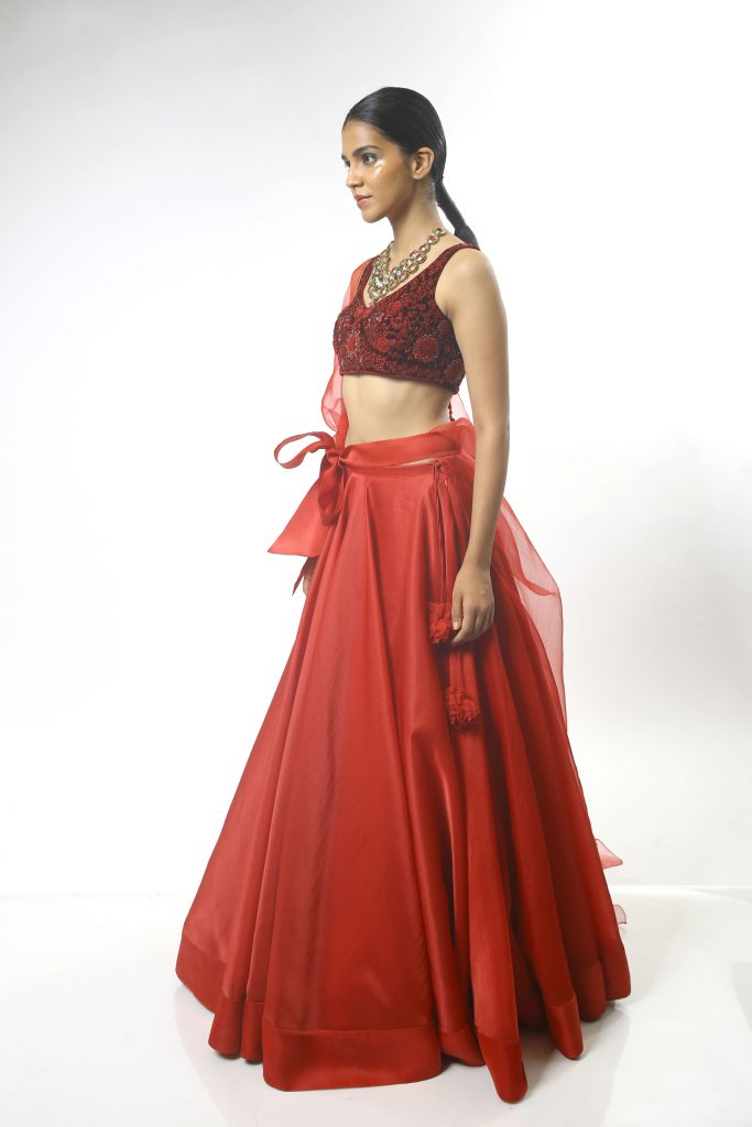 Varun Bahl Presents Bloom - Demi Couture '20   FDCI LMIFW 2020