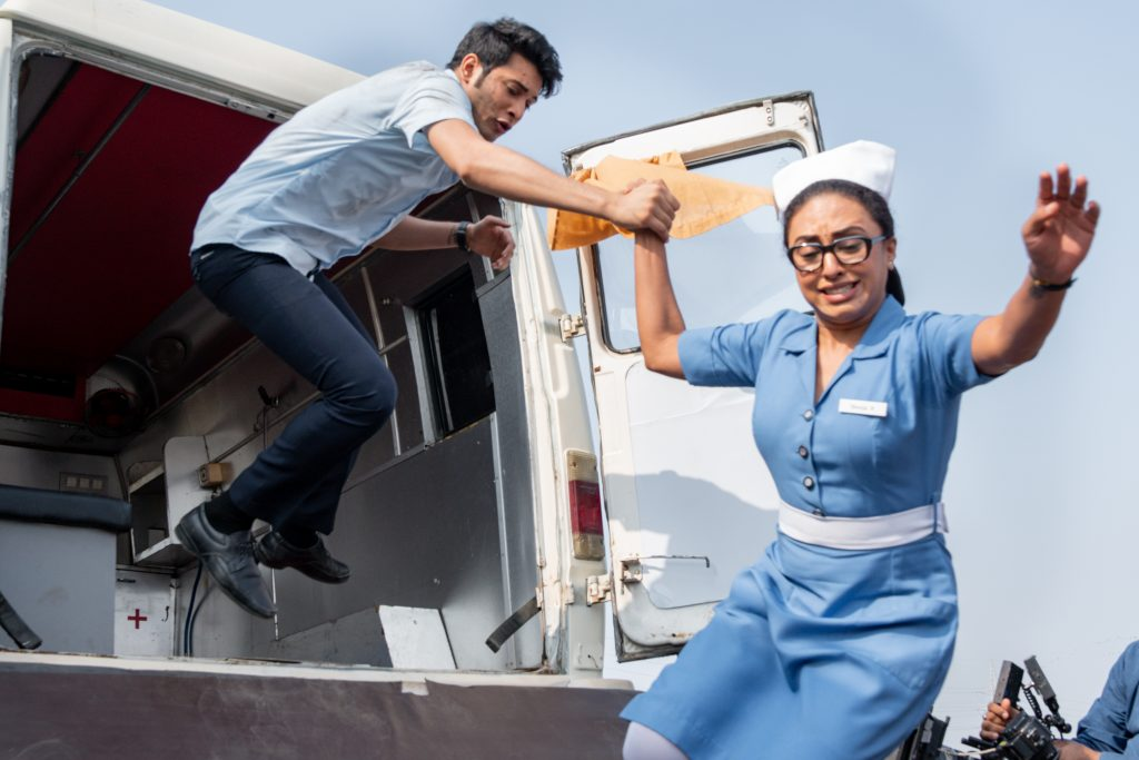 LUDO_Rohit Saraf and Pearle Maany_NETFLIX (1)