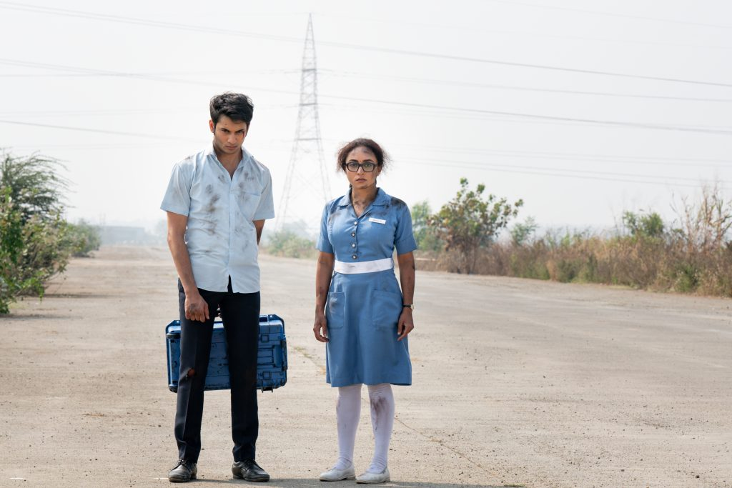 LUDO_Rohit Saraf and Pearle Maany_NETFLIX