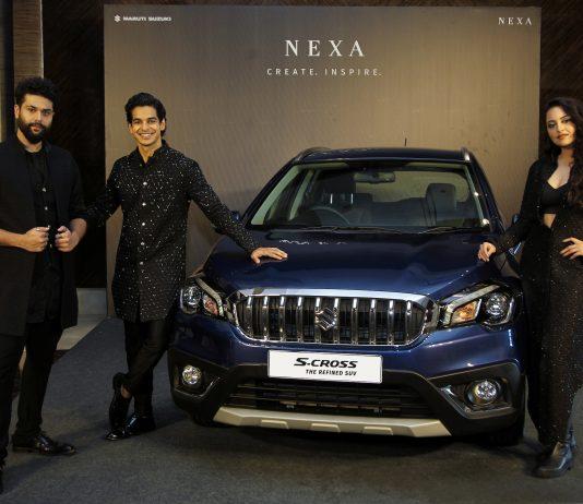 NEXA presents Kunal Rawal for LFW 2020 - Showstoppers Sonakshi Sinha and Ishan Khattar
