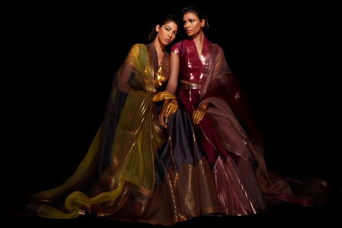TRESemmé presents Amit Aggarwal for LFW 2020 (2)