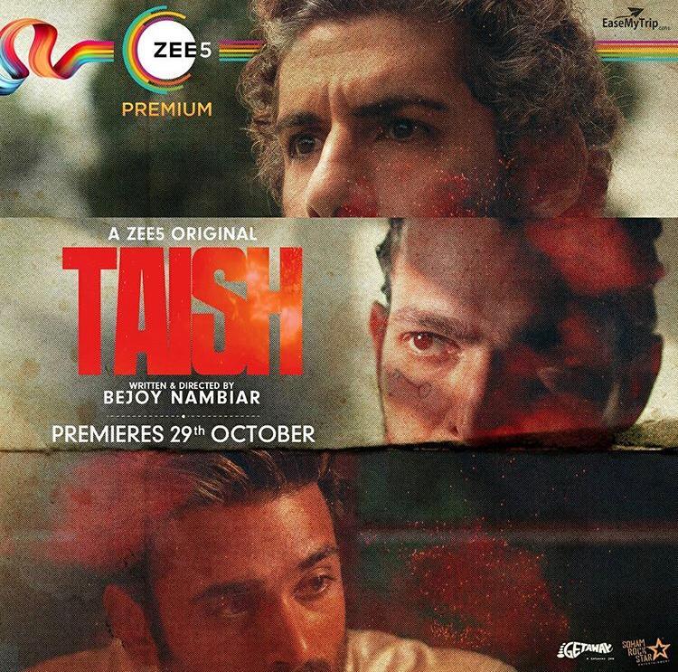 Zee5 'TAISH'