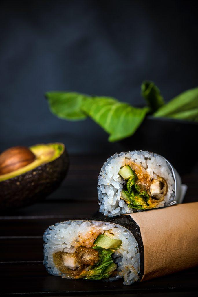 sushi Burritos