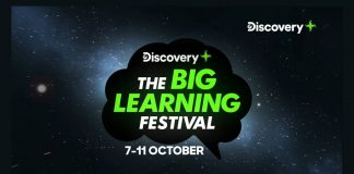 Discovery Plus The Big Learning Festival