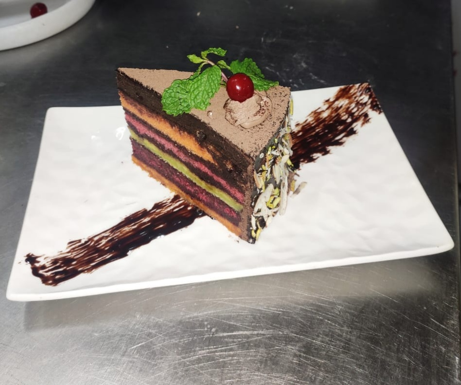 CHOCOLATE RAINBOW CAKE - The Lords and Barons (2)