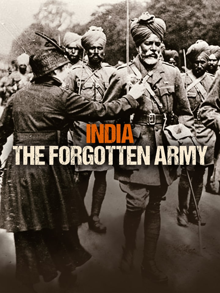 India the Forgotten Army