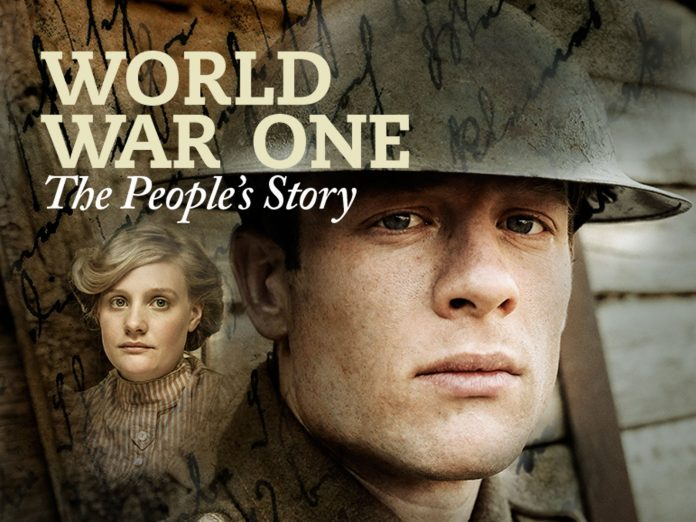 The First World War-The People's Story