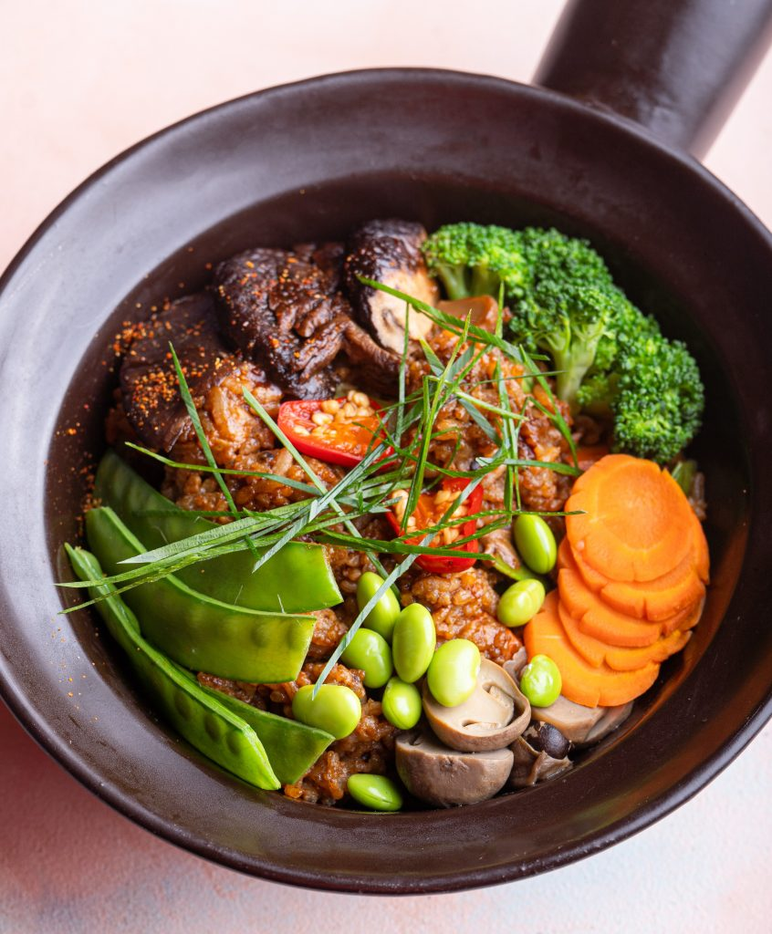 Hong Kong style Clay Pot Rice Veg _Ticket to Chinatown_The Fatty Bao_pic Vinayak Grover