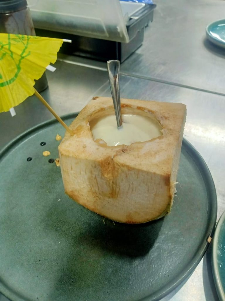 Coconut Payassam