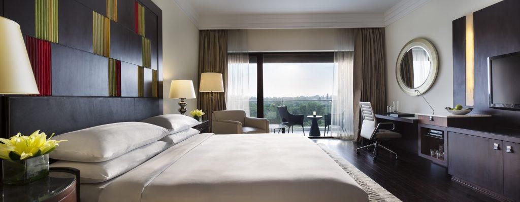 Deluxe Room, JW Marriott Bengaluru (2)