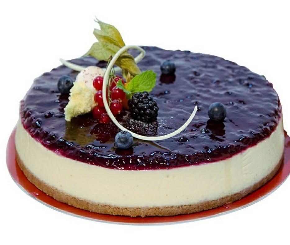 Image-Wild Berry Cheesecake